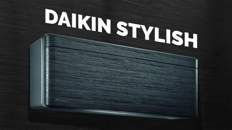 Daikin Stylish - Aer Condiționat Premium Ce Folosește Efectul Coanda blogdeinstalatii.ro