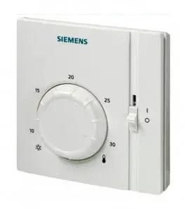 Termostat cu rotita Siemens RAA 30