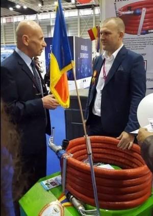 pompa de caldura Termocasa , ministrului cercetarii Nicolae Burnete