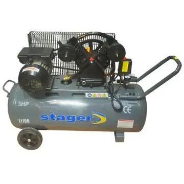 Compresor aerSTAGER HM-V-0.25/100L