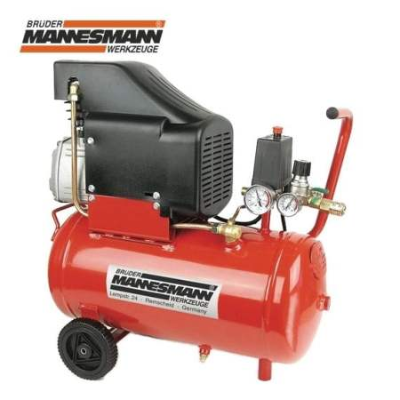 Compresor de aer profesional Brunder Mannesmann 2HP, 1.5kW