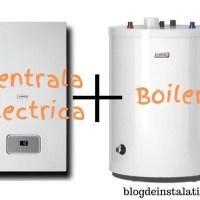 Centrala Electrica Cu Preparare Apa Calda Menajera
