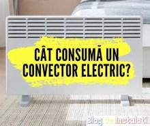 Cât Consumă Un Convector Electric