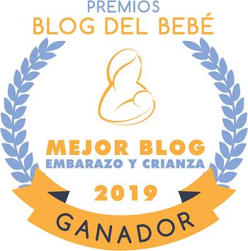 ganadora mejor blog embarazo y crianza