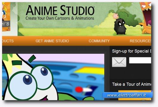 Programa para crear animaciones 2D