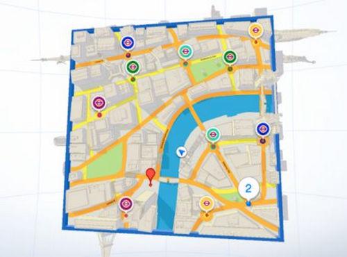 google cube maps