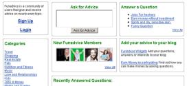 FunAdvice, red social de preguntas y respuestas