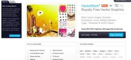 VectorStock, imágenes vectoriales libres