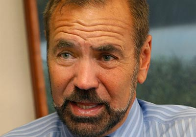 El argentino-cubano Jorge Pérez, urbanista y desarrollador inmobiliario, y uno de los 400 hombres más ricos de Estados Unidos avanza en las negociaciones para comprar The Miami Herald