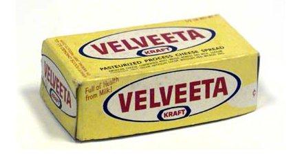 El queso de Kraft