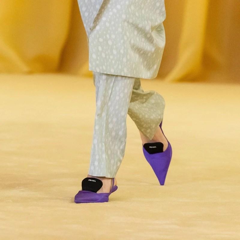 SS21 Shoes Prada