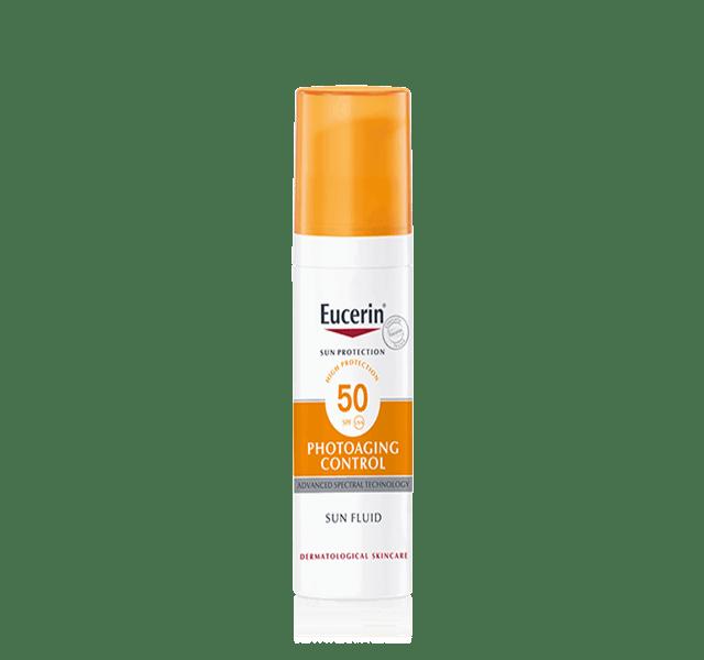 Eucerin Sun Fluid Photoaging Control SPF 50+