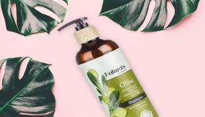 Dầu gội Olive Naturals By Watsons cấp ẩm cho mái tóc mềm mượt