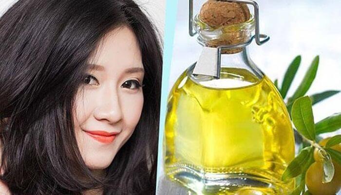 5 cách dưỡng tóc bằng dầu Oliu nhanh dài, mượt mà