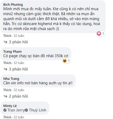 review về máy rửa mặt Foreo Luna Mini 2