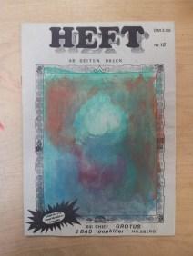 Total untypisch gestaltetes Cover von Heft #12