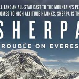 "Crítica do filme ""Sherpa – Trouble on Everest"""