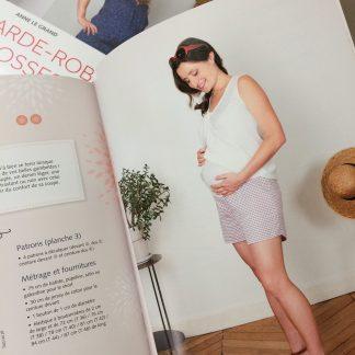 Livre Ma garde-robe de grossesse