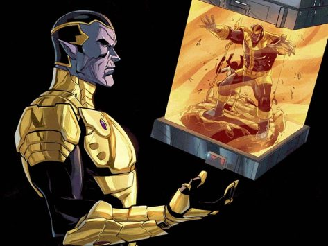 Cómics] Thane, el hijo de Thanos, regresa en la serie digital ...