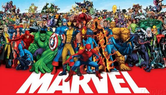 Marvel Line-Up 2007