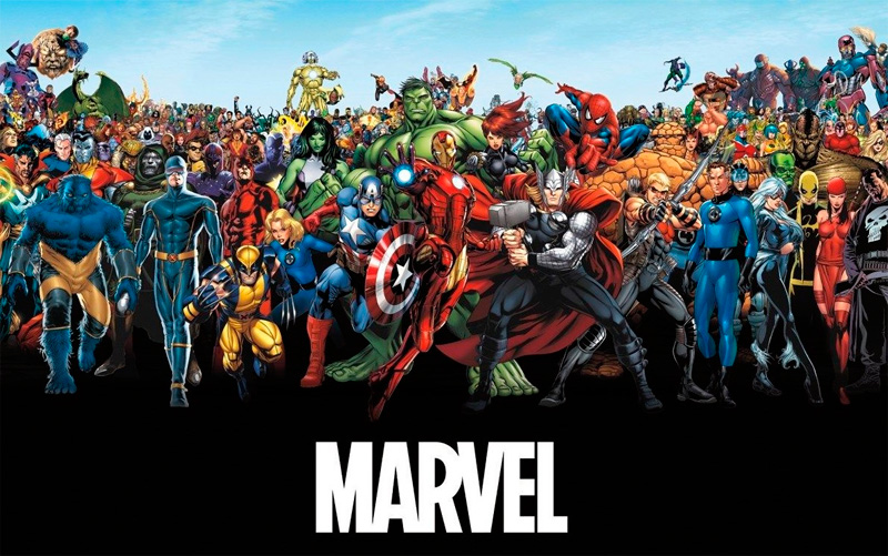 Marvel Line-Up 2013
