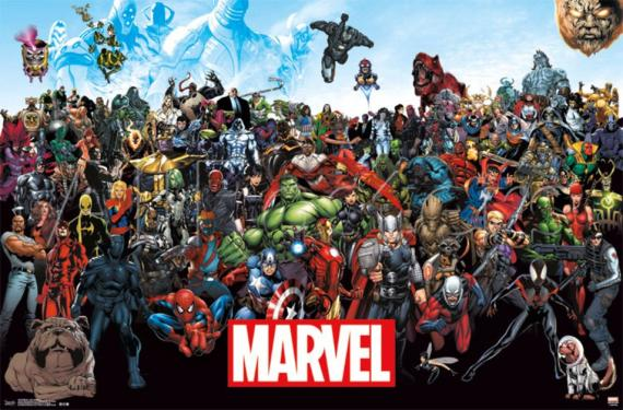 Marvel Line-Up 2015