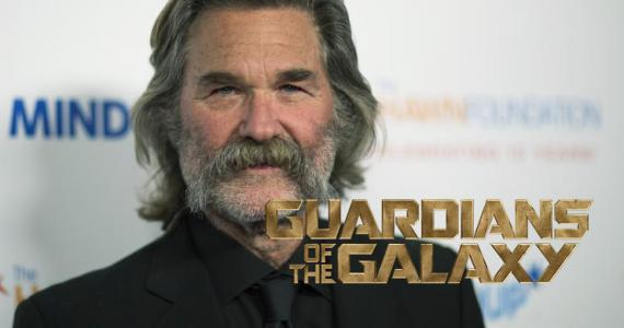 Kurt Russell rumoreado para Guardians of the Galaxy Vol. 2 (2017)