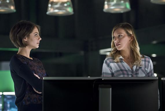 Imagen de Arrow 4x18: Eleven-Fifty-Nine