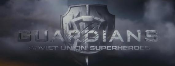 Captura del segundo trailer de Guardians: Soviet Union Superheroes