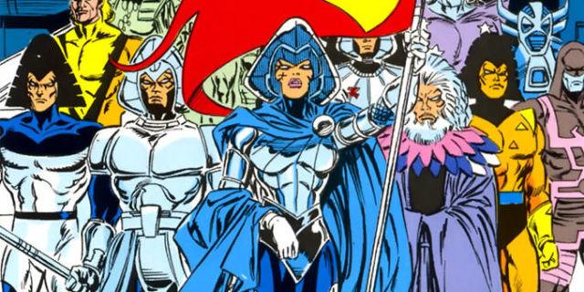 Imperio Shi'ar en los cómics Marvel