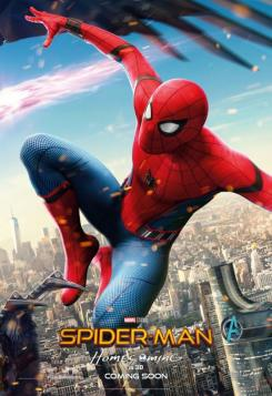 Póster individual de Spider-Man: Homecoming (2017), Spider-Man