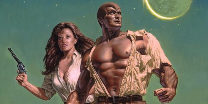 Doc savage en las novelas pop