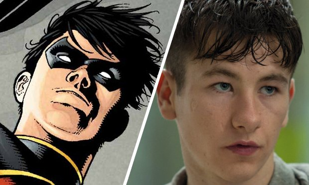 Barry Keoghan quiere ser Robin