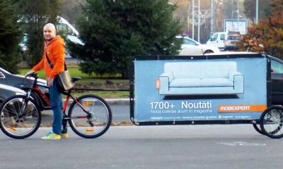 Bikevertising - Invent Media