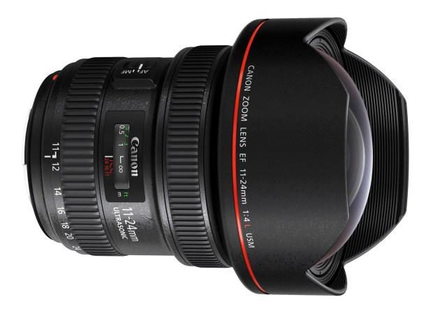 Canon EF 11-24 f4