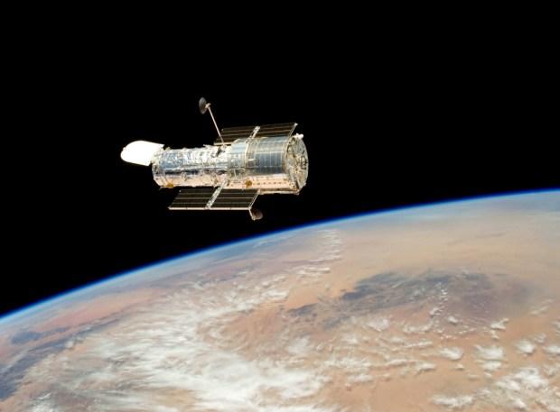 Hubble in 2009
