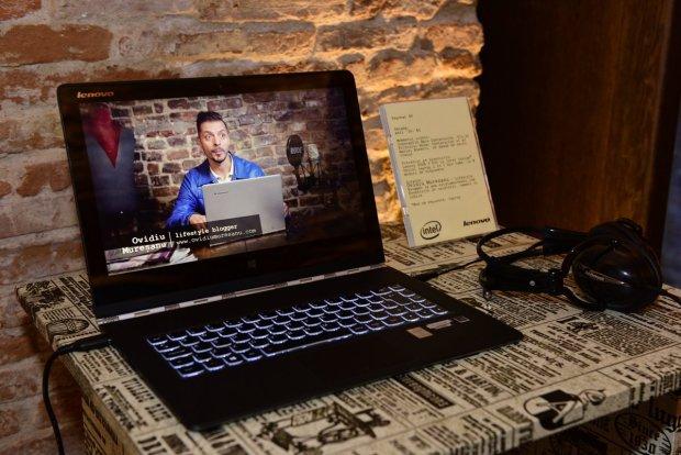 Ovidiu Muresanu ovidiumuresanu.com Expo Intel &Lenovo RDW