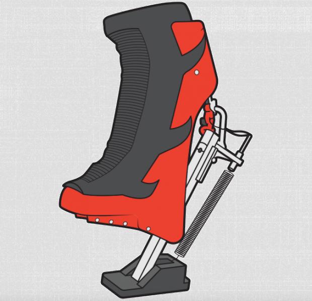 Schema prototip bocanc bionic