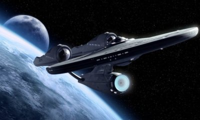 star trek enterprise warp drive