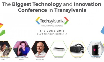 Techsylvania 2015