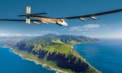 Solar Impulse 2 a ajuns in Hawaii