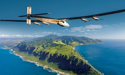 Solar Impulse 2 a ajuns in Hawaii
