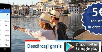 eSKY.ro aplicatie pentru dispozitive mobile