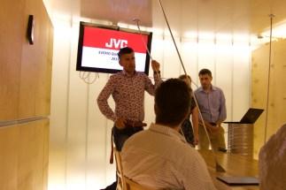 Lansare JVC la Falcon Electronics