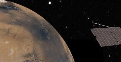 MRO confirma prezenta apei lichide pe Marte