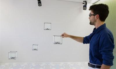 Holograme cu drone
