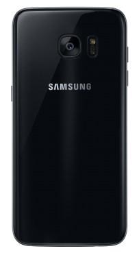 Galaxy S7 edge Black Onyx Back