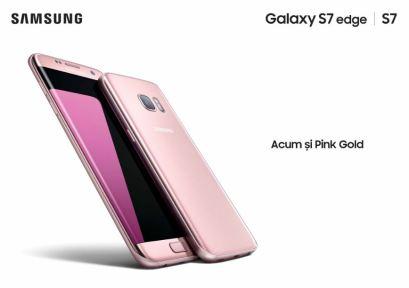 Galaxy S7_S7 edge pink Gold
