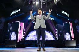 HUN LEE - President Samsung Electronics Romania