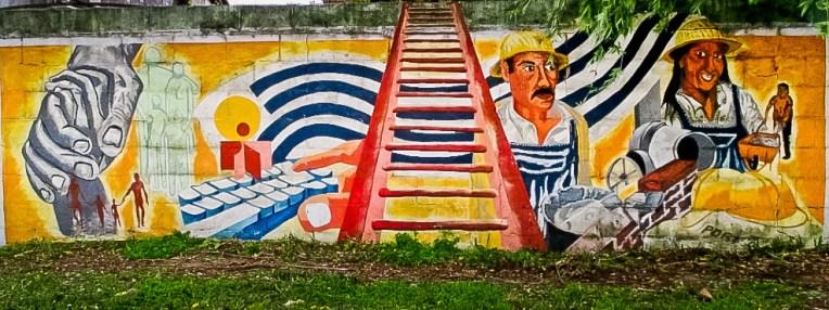 mural en San Gregorio de Polanco, Uruguay_8